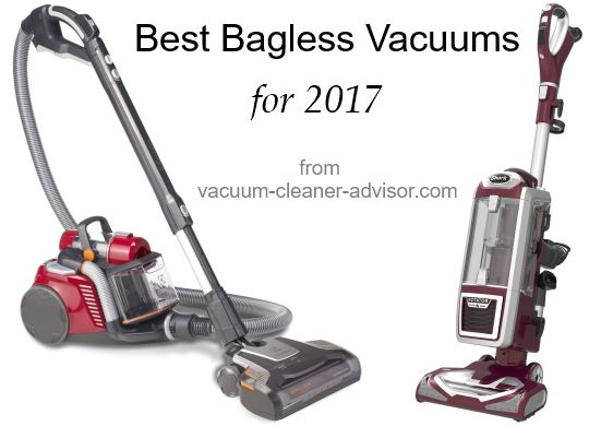 Best Bagless Vacuum