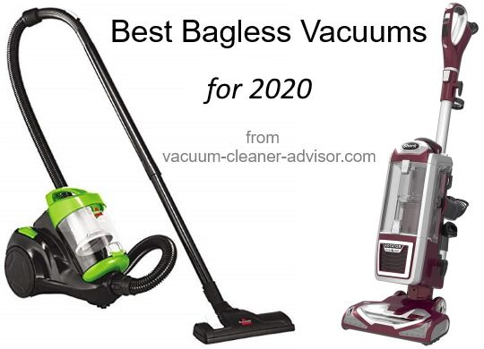 Best Bagless Vacuum Cleaners 2020