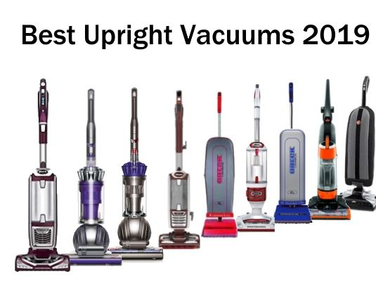 Bets Upright Vacuums 2017
