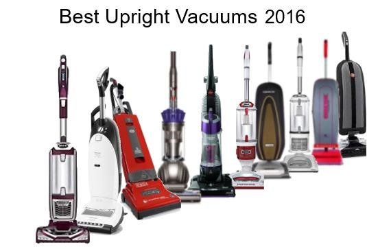 Best Upright Vacuum 2016