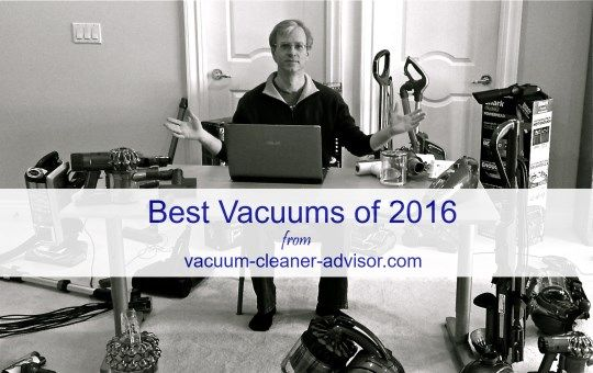 Best Vacuums 2016