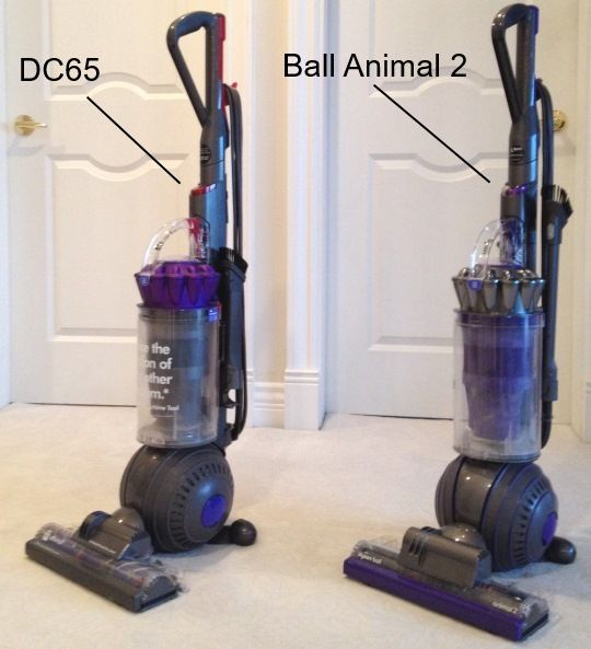 Dyson Ball Animal 2 Upright Vacuum Review
