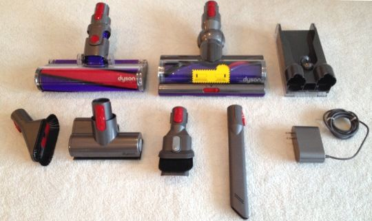 Dyson V10 Tools & Accessories