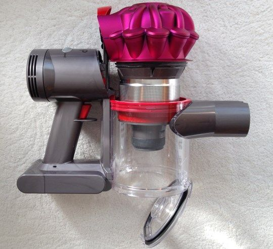 Dyson V7 dust canister