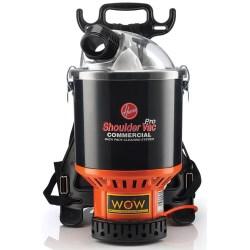 Hoover C2401 Backpack Vacuum Review