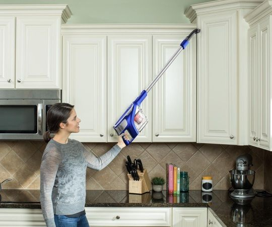 Hoover Impulse Overhead Cleaning