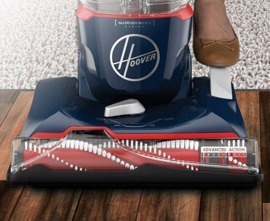 hoover pet max foot pedal