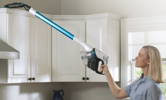 Hoover React Overhead Cleaning