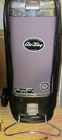 Air Way Signature Series Vacuum