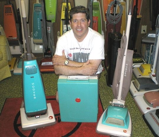 Hoover Vacuum Cleaner Collector Interview
