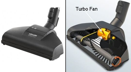 Turbo Comfort Brush