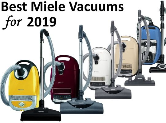 Miele Vacuum Reviews - Research