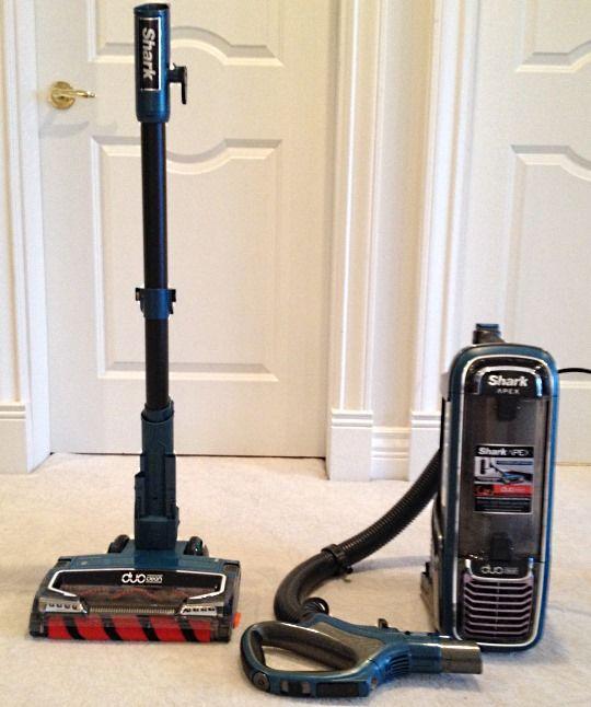 Shark Apex Vacuum Review