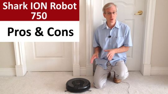 Shark ION Robot Vacuum Pros Cons