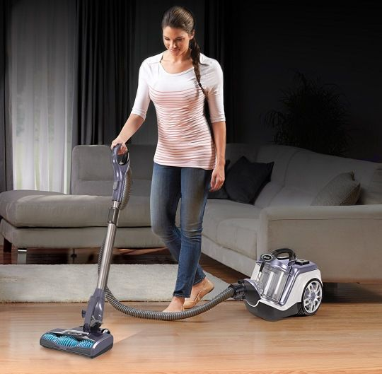 Shark Rotator Powered Lift Away canister vacuum