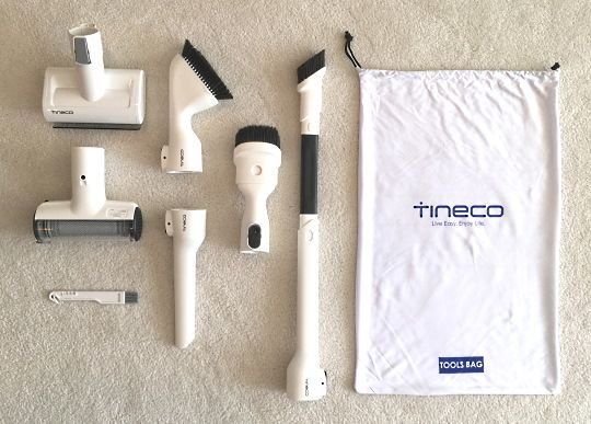 Tineco Pure One Tools