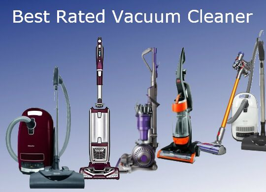 best rated vacuum cleaner