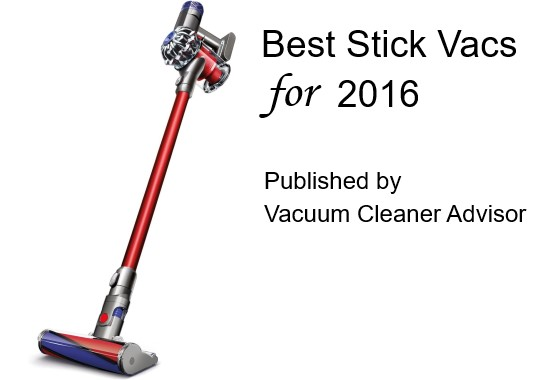 Best Stick Vacuums 2016